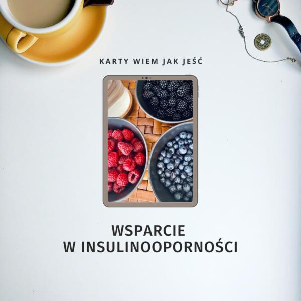 dieta w insulinooporności wiem jak jesc